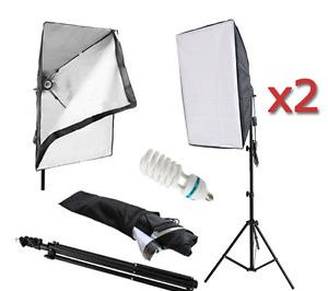 Fotobox Beleuchtung