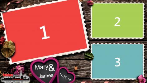 Fotobox Ausdruck Design zur Hochzeit in 10x15