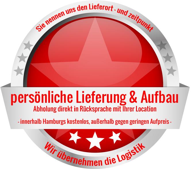 Fotobox Hamburg mieten Lieferung