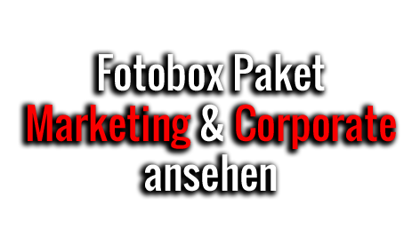 Fotobox Hamburg Marketing Branding
