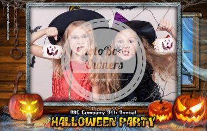 Fotobox mieten Halloween