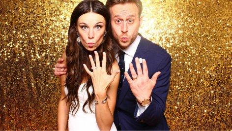 Fotobox mieten Hochzeit