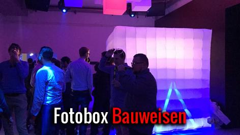 Fotobox mieten Hamburg