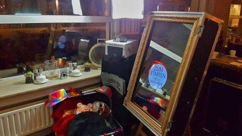 Mirror Booth mieten