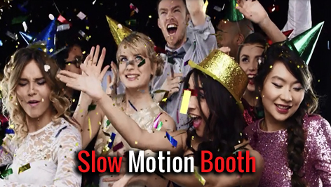 Slow Motion Booth mieten