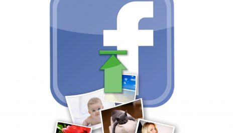 facebook upload Fotobox Hamburg